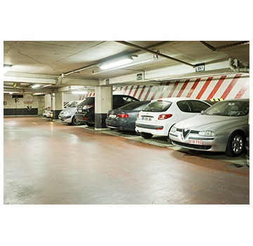 Parking Alhambra Interparking France