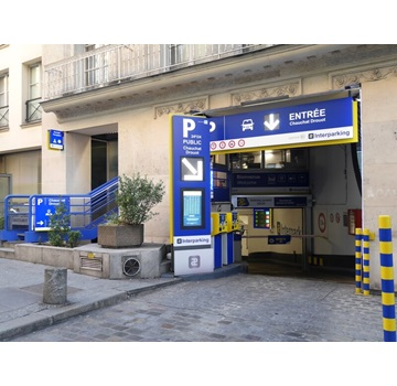 Parking Chauchat Drouot (Paris)