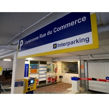 Parking Cambronne - Interparking France